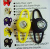 bicycle led silicone lights for safety