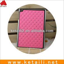 For diamond mini pad case, mirror surface