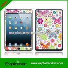 For ipad mini/mini ipad skin sticker gel/epoxy
