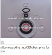 Custom Liquid Silicone Rubber O Rings