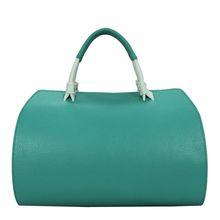 2013 short handle tote bags green bags pu bags handbags popular korea handbags