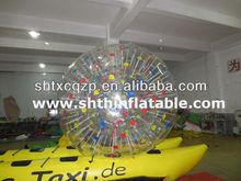 Coloful Extreme Zorbing ball