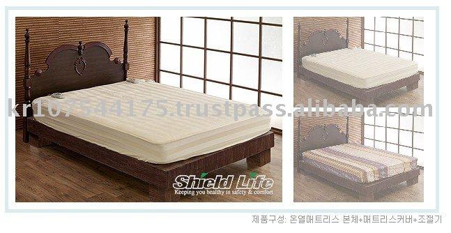 Shield Life Heat Generating Mattress Cover (Super Single Size)