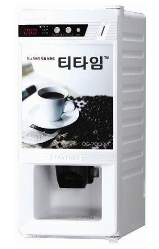 Tea Time DG-700FM / F1 Table Top Coffee Vending Machine