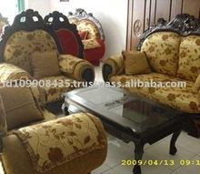 Arabian Teak Chair