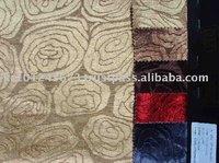 Chenille Velvet Fabric