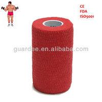 Nylon composite self-adhesive elastic bandage
