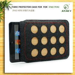 Fibre protector case for mini ipad