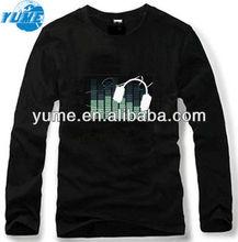 Latest Popular Music LED T-shirt