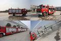 Caminhão tanque de água da bomba de incêndio caminhões para venda, floresta de resgate de emergência veículos