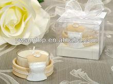 2013 Newest Bride Figure Tealigh holder Favor Wedding favor and gift