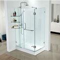 yüksek kaliteli çerçevesiz duşakabin