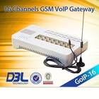 16 ports cheapest voip phone,IMEI change,GOIP16