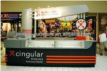 Cingular Wireless Electronics Display Showcase