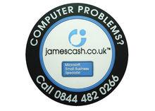 James Cash Pvc Coaster