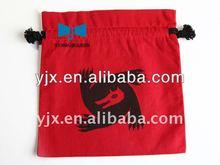 bag cotton,wholesale cotton fabric drawstring bag,organic cotton bag