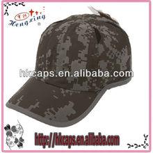 2013 Hot Sale100% Cotton Camo Baseball Cap Hat Caps Hats