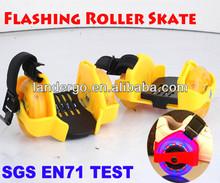 Flash Roller Easy-on Heel Skates ( SGS EN71)