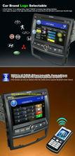 Auto Radio Car Dvd Gps Navigation for SsanngYongKorando