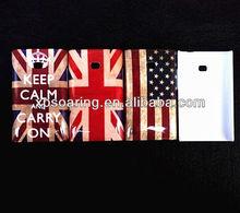 IMD flag case skin cover for LG optimus L3 E400
