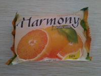 harmony orange fruity bath soaps