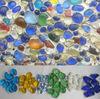 terrazzo glass beads chips