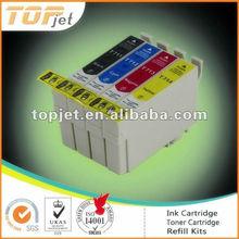 Hot T0731N / T0732N / T0733N / T0734N Compatible Inkjet Cartridge for Epson