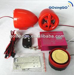 MP3 anti-theft alarm waterproof motorcycle fm radio A 72+