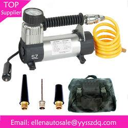 mini electric tire inflator dc 12v for car / ac car tire inflators