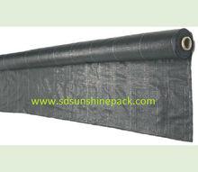 agaicultural polypropylene weed barrier mat