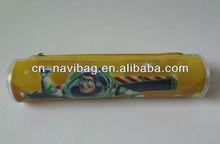 Nice design cylinder pencil bag (NV-P0290)