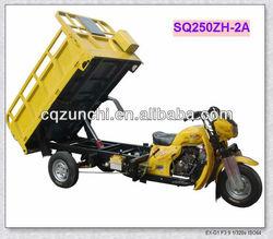 250cc hydralicauto rickshaw price /cargo bike / tricycle