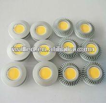 DIMMERABLE 3000k GX53 Cap 8 Watt Warm white (13w CFL )