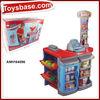 Plastic kitchen toy set of fruits