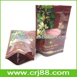 OEM Customed Direct Factory Valve Bottom Coffee Bags Hong Kong
