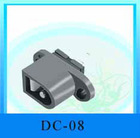 DC jack male connector