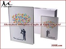 Digital Photo Album Covers,Wedding Photo Album Covers,acrylic cover wedding album