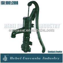 Garden Cast Iron Manual Water Hand Pump/Deepwell Hand Pump