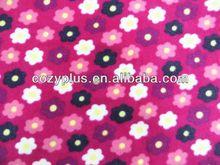 2013 China Factory wholesale 100% Polyester Fabric FDY Polar Fleece short pile fleece fabric