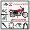 GL150 CARGO motocicleta refacciones