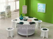 children football table set football table and chairs for kids
