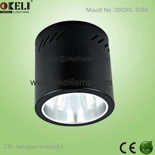 3.5 inch Vertical CFL Down Light,Compact Fluorescent Lamp