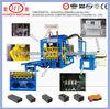 HONGFA BLOCK MACHINE CANTON FAIR AUTOMATIC BLOCK MACHINE CONCRETE CEMENT HOLLOW BLOCK MAKING MACHINE