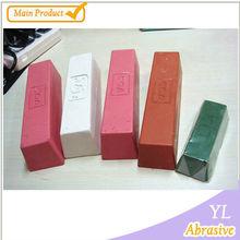 Guangzhou aluminum oxide polishing compounds /white polishing bar /polishing compounds