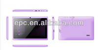 Hot product 7 inch q88 tablet pc arm cortex-a8 process 1.5GHZ CPU android 4.0