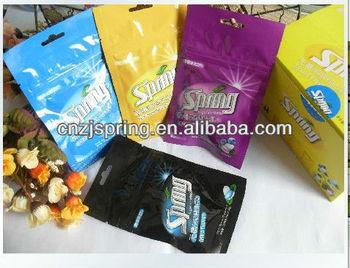 Fruity Fresh Breath Mints (bag packing)