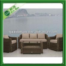 rattan beautiful sofas courtyard furniture