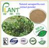 Natural sarsaparilla root extract powder
