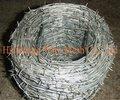 Linea retta/croce/vari tipi di filo spinato