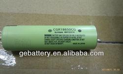 original packaged panasonnic 18650 2250mAh battery